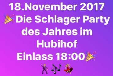Schlagerparty 2017